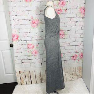 Alternative Dresses - Alternative razorback maxi dress w side detail